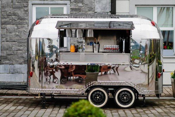 Airstream Catering Trailer