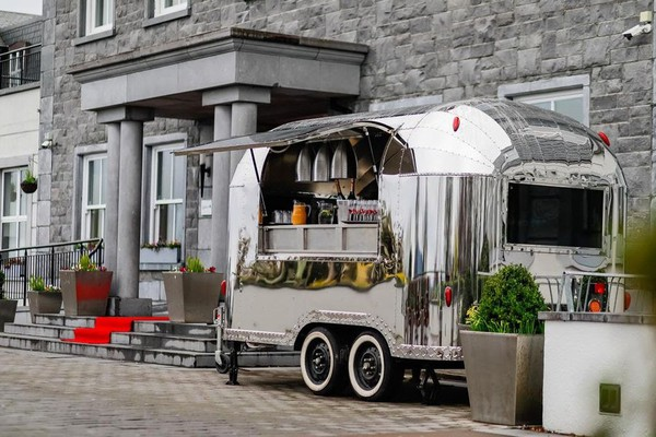 Airstream Catering Truck