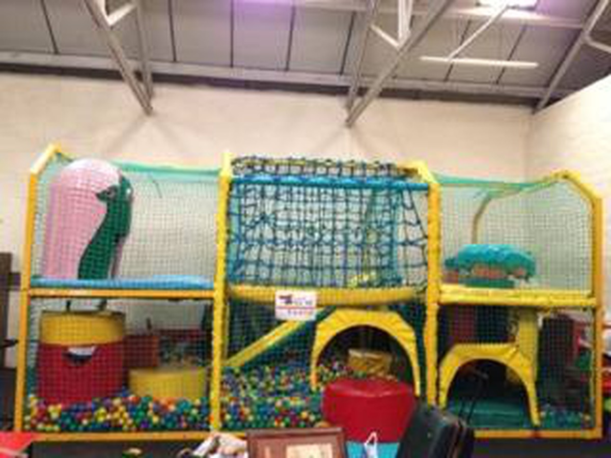 Secondhand Bouncy Castles Soft Play Equipment Large