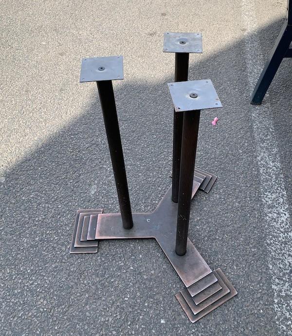 13x Art Deco Pedestals