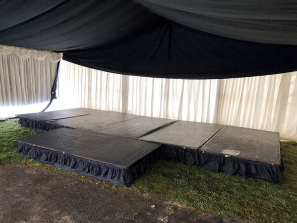 8' x 4' stage decks for sale