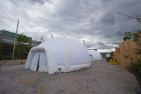 10m inflatable dome marquee