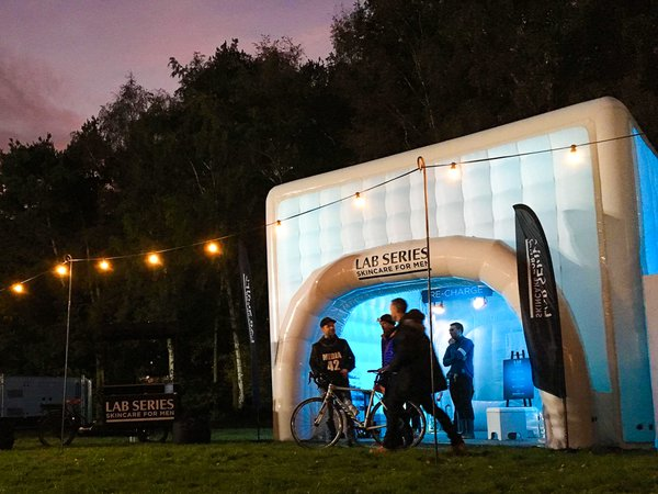 6m x 6m Inflatable cube