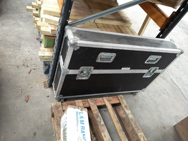 Monitor Flight case
