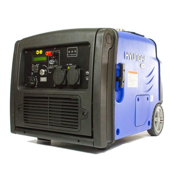 3.6 Kva Quiet generator