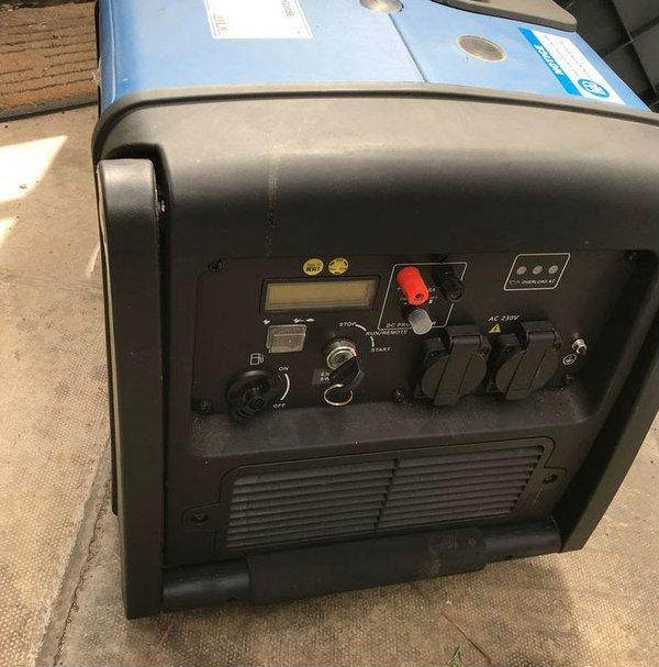 Hyundai 3.6 Kva Quiet generator
