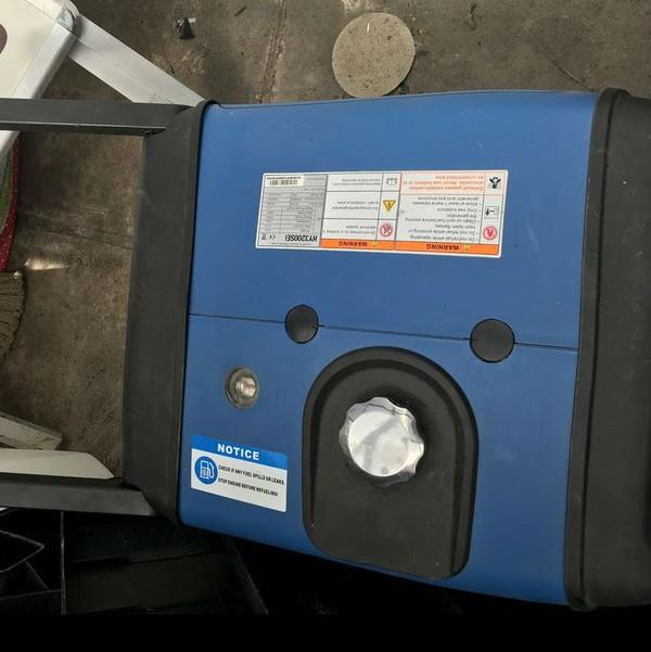 Petrol Generator 3.6Kva