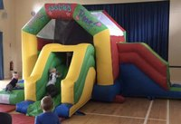 Bouncy Castle With 2 Slides
