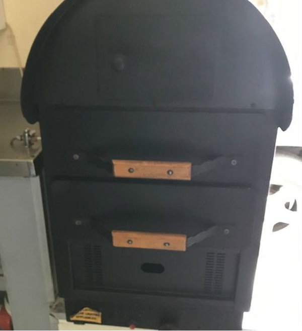 Potato oven LPG Gas