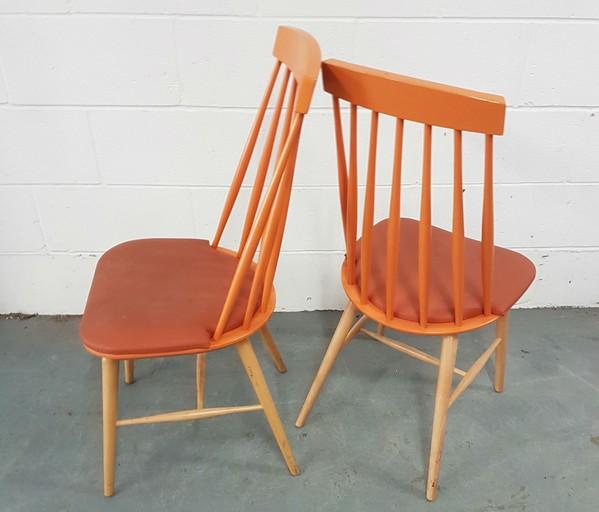 Ash wood  designer chairs