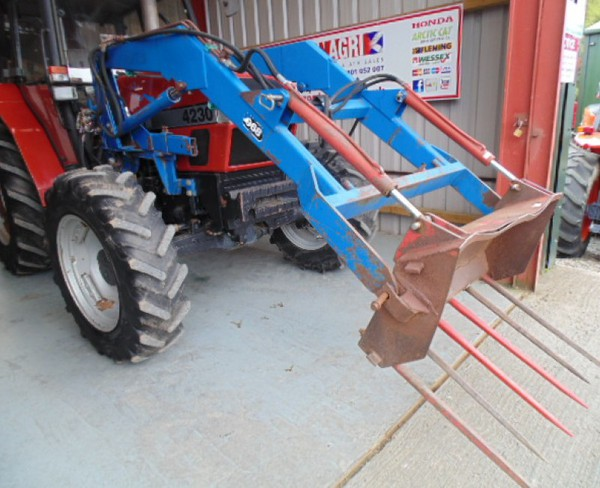 secondhand case tractor for sale