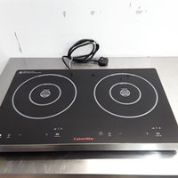 New B Grade Caterlite DF824 Double Induction Hob (8735)