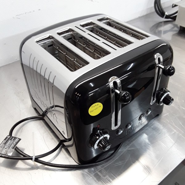 Dualit GH124 4 Slot Toaster(8736)