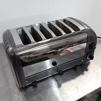 Used Dualit D6BMHA 6 Slot Toaster	(8738)