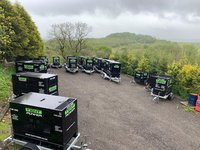 Generator & Lighting Tower Hire