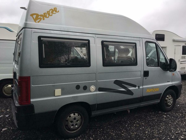 Peugeot motorhome for sale