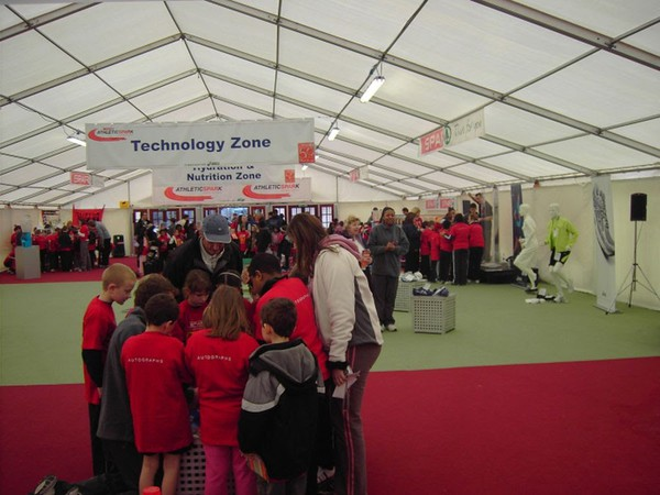Buy Used Roder Clearspan Marquees with Custom Covers Lining