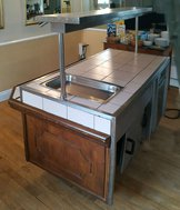 Used carvery trolley for sale