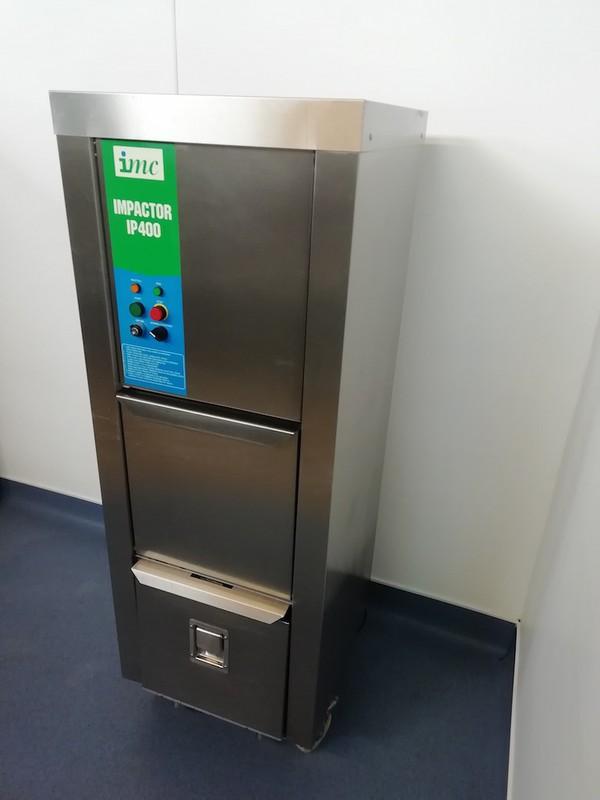Second Hand IMC IP400 Waste Compactor