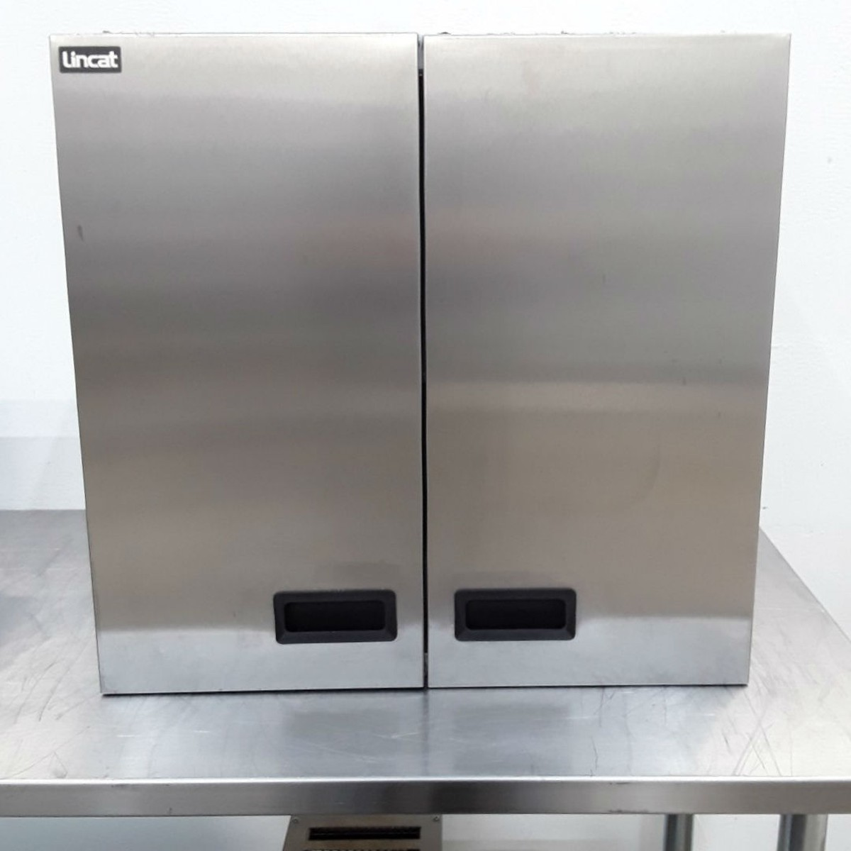New B Grade Lincat Stainless Steel Wall Cabinet 8766 Bridgwater Somerset