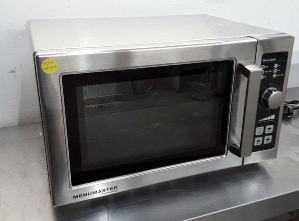 Menu master Microwave