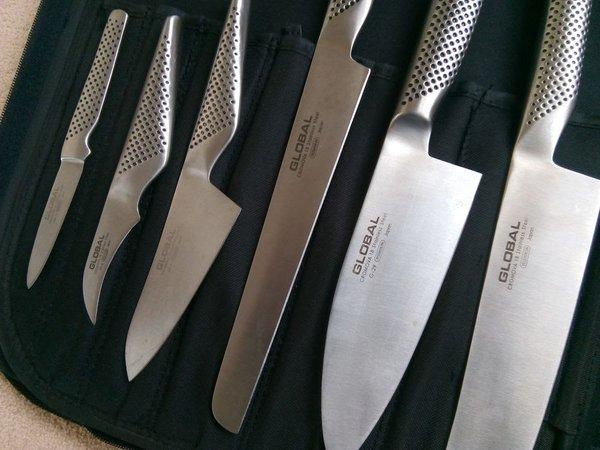 Cromova steel knives