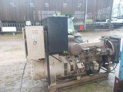Ford Dale 68 kva Diesel Generator