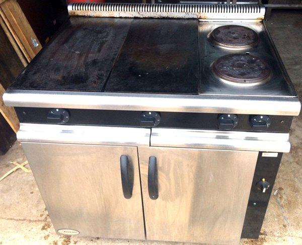 Moorwood Vulcan Electric Oven