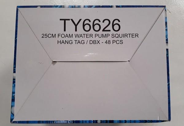 TY6626 25cm Foam water Squirter