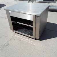 Used Moffat Stainless Steel Stand (8794)