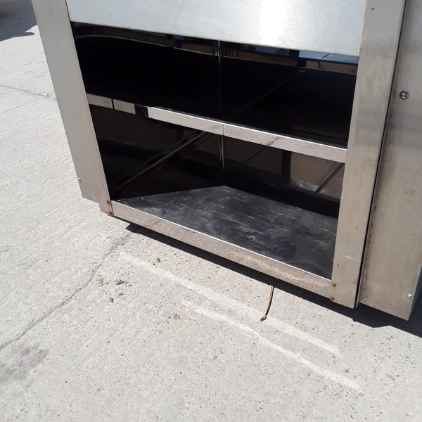 Buy Used Moffat Stainless Steel Stand (8794)