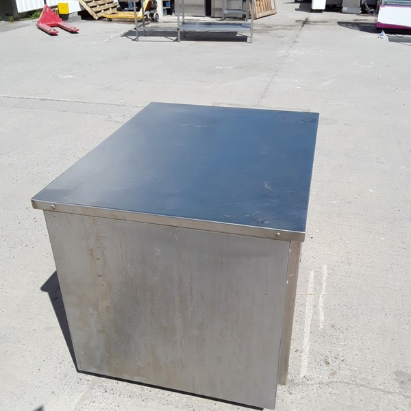 Moffat Stainless Steel Stand (8794)