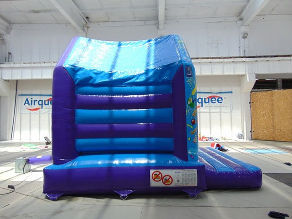 Airquee Bouncy Castle used