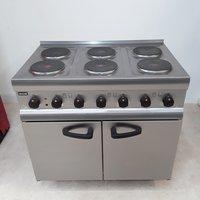 New B Grade Lincat ESLR9C 6 Hob Range Cooker(U8799)