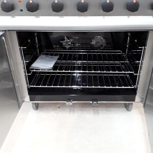 Lincat ESLR9C 6 Hob Range Cooker
