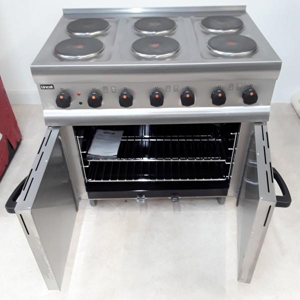 Lincat ESLR9C 6 Hob Range Cooker for sale