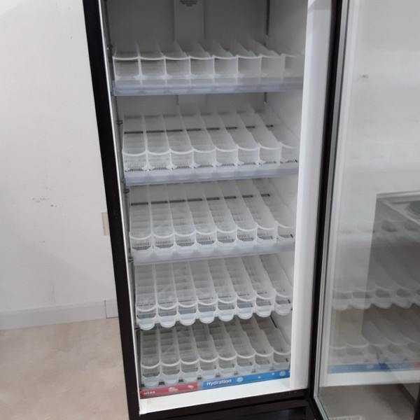 Coke Used  MT23 Display Drink Fridge (8798)