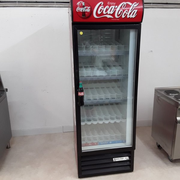Used  MT23 Display Drink Fridge (8798)