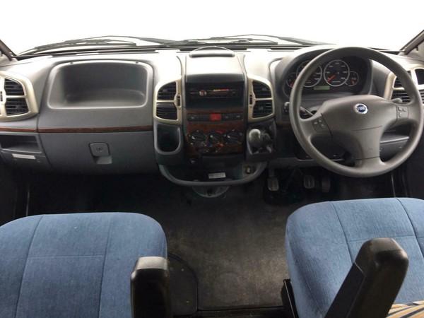 Fiat 4 berth motorhome