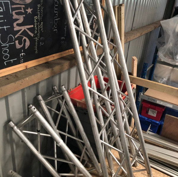 Truss job lot