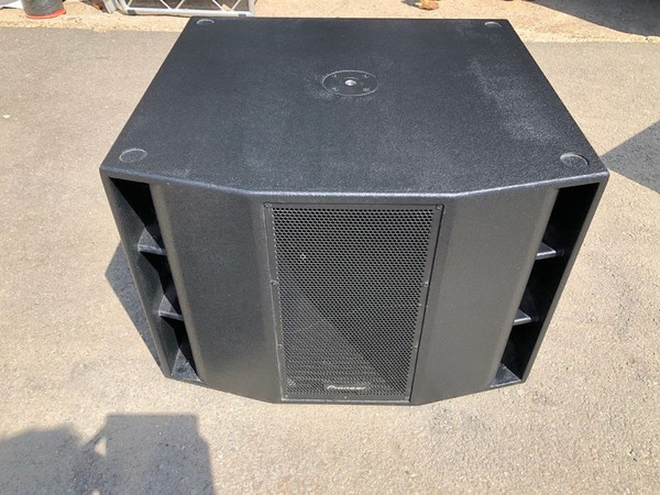 Secondhand active speakers