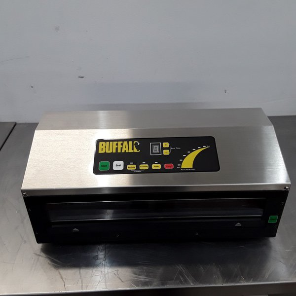 New B Grade Buffalo GF457 Vac Pac Machine	(8802)