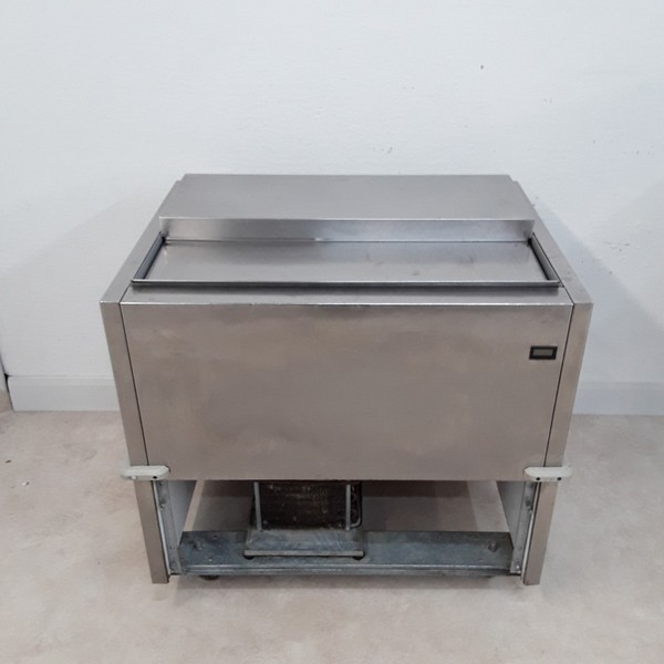 Used Foster Stainless Chest Freezer(8804)
