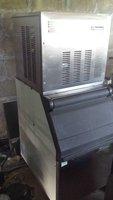 Scotsman MF30 Modular Ice Flaker Machine with Bin