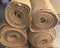 6 x 12m rolls of coconut matting
