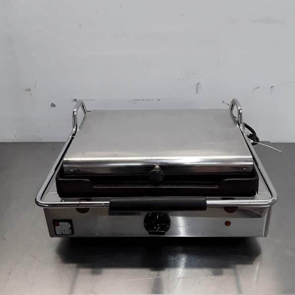 Used Parry PPCGL Panini Contact Grill (8822)
