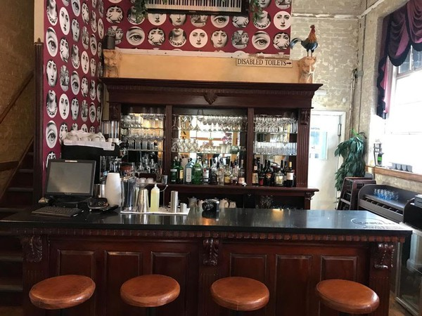 Hotel bar for sale