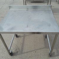 Used Stainless Steel Table (8828)