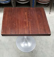 Wooden Cafe or restaurant tables for sale