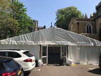 12m x 30m Clearspan Marquee